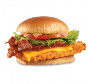 Wendy's Bacon Chipotle Pechugon