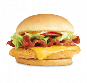 Wendy's Bacon Chipotle Pechugon Jr