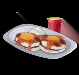 Wendy's Desayuno Motuleño